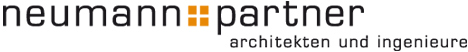 Logo Neumann + Partner - Architekten und Ingenieure